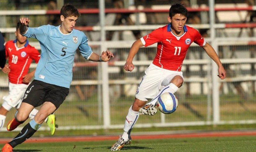 La Roja perdió 2-1 ante el combinado celeste en el primero de dos  encuentros amistosos. El próximo se realizará mañana en el CDA e9d29f4d5427a