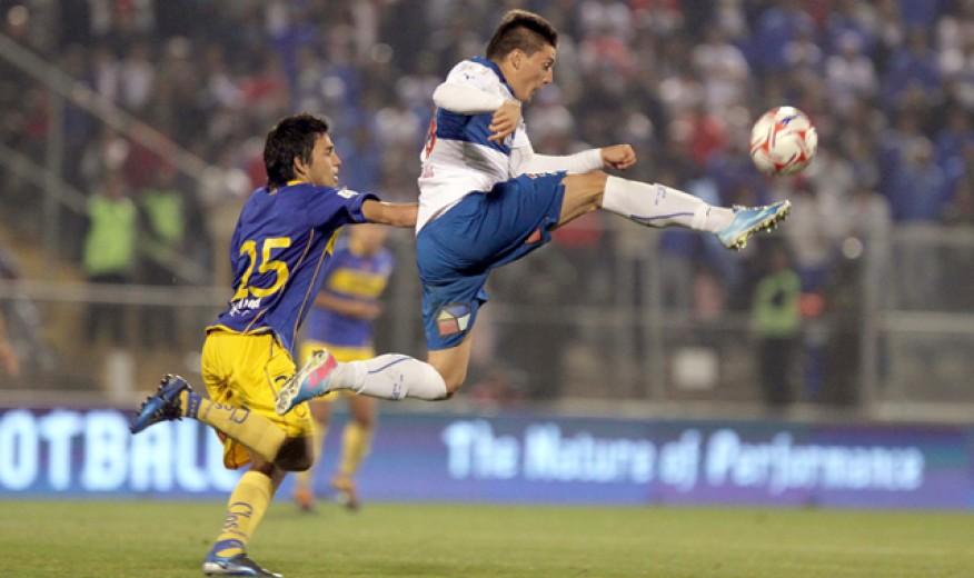 El torneo chileno aparecerá en los dos videojuegos de fútbol más importantes  del mundo. 99ce4099b2013