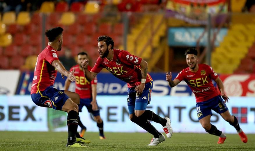 Resultado de imagen para union española 2-1 temuco