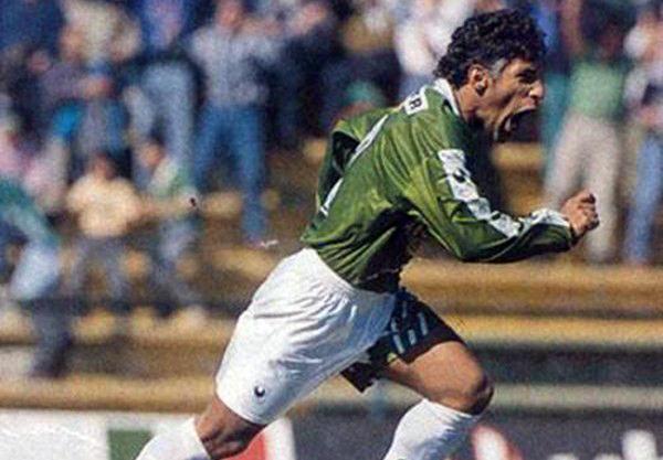El despegue goleador de Mario Vener con la camiseta de Santiago Wanderers