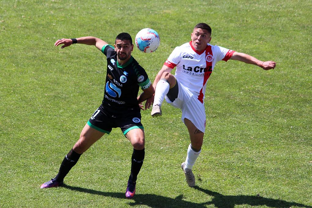 Unión San Felipe venció a Puerto Montt y continúa en puestos de avanzada