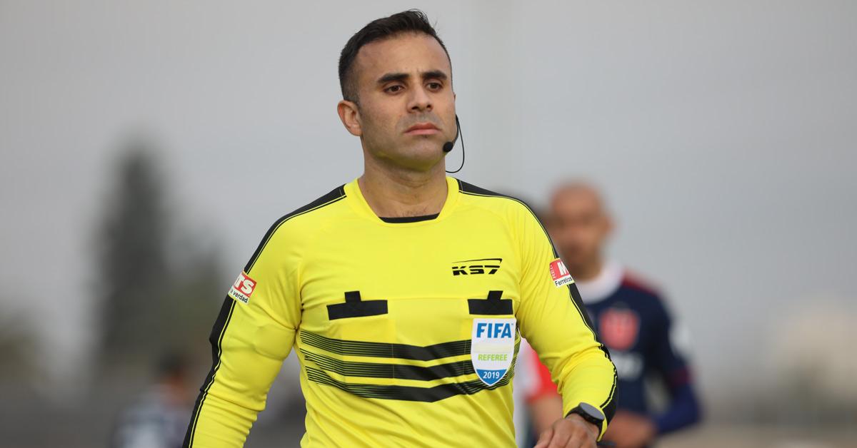 Designación de árbitros para los Campeonatos PlanVital y Segunda División