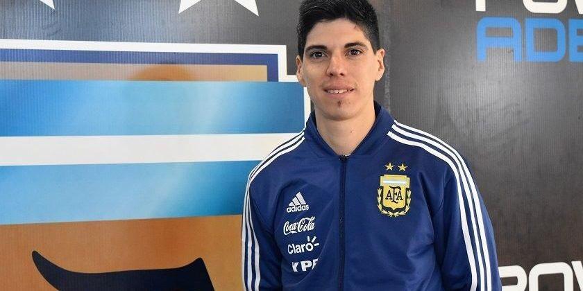Matías Lucuix será parte de la segunda charla de futsal