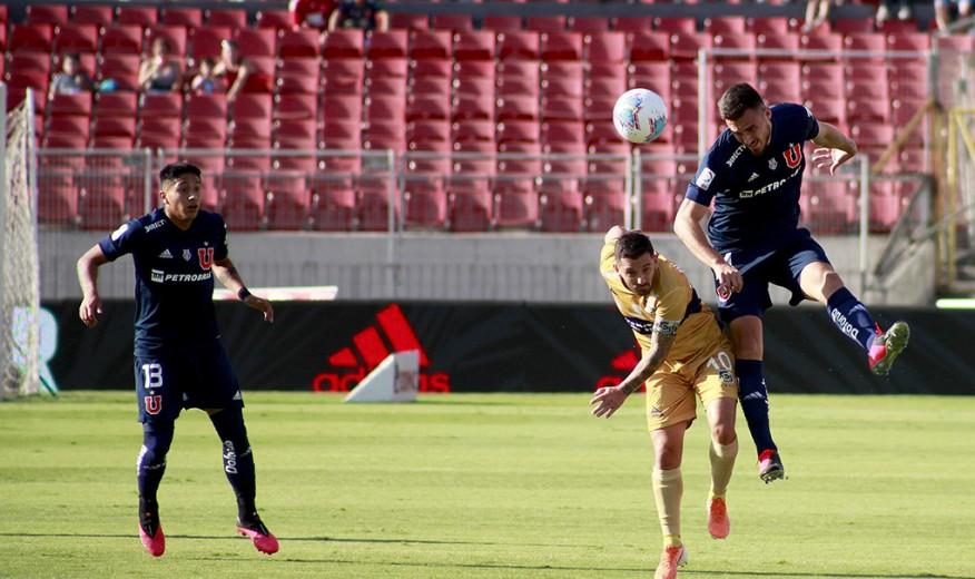 Universidad de Chile y Everton repartieron puntos en la apertura de la séptima fecha
