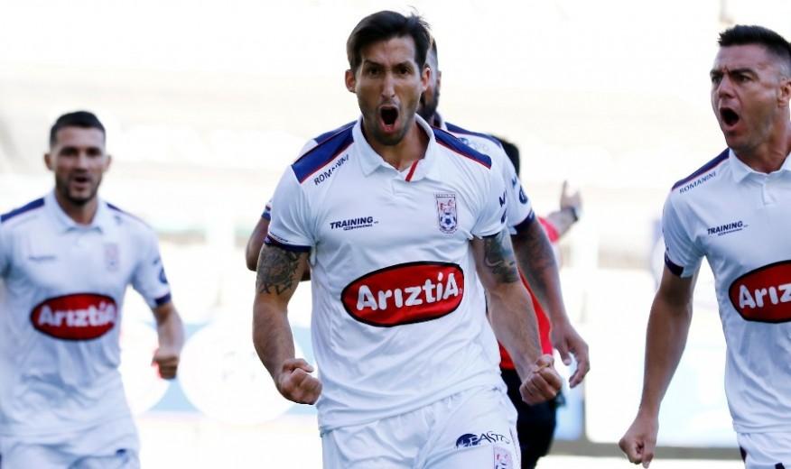 Gonzalo Sosa, el máximo goleador del Campeonato JuegaenLinea.com